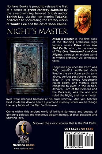 9781607620440: Night's Master (Tales from the Flat Earth)