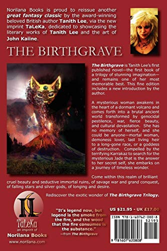 The Birthgrave: Lee, Tanith
