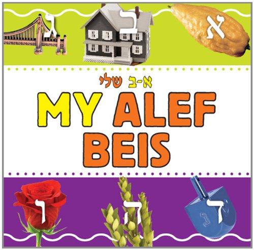 9781607630821: My Alef Beis