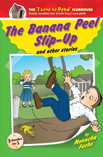 9781607630869: Banana Peel Slip-Up and other stories