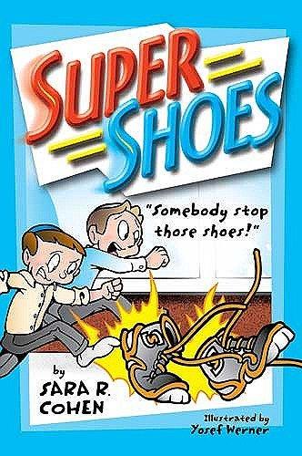 9781607630951: SUPER SHOES PAPERBACK