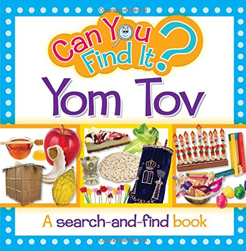 9781607631804: Can You Find It? Yom Tov