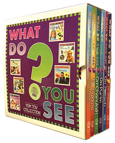 9781607632078: What Do You See 6-vol. Yom Tov Collection