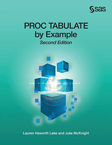 9781607649908: PROC TABULATE by Example, Second Edition