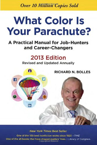 9781607741473: What Color Is Your Parachute? 2013