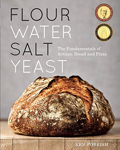 Flour Water Salt Yeast (Hardback): Ken Forkish