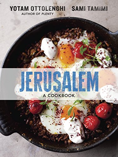 Jerusalem: A Cookbook (Hardcover): Yotam Ottolenghi