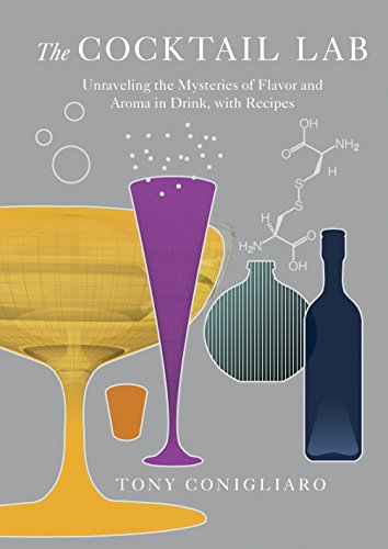 9781607745679: The Cocktail Lab: Unraveling the Mysteries of Flavor and Aroma in Drink, with Recipes