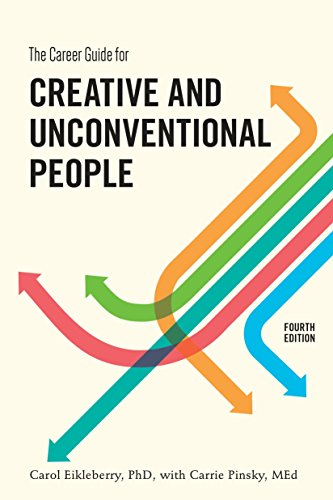 9781607747833: Career Guide for Creative and Unconventional People