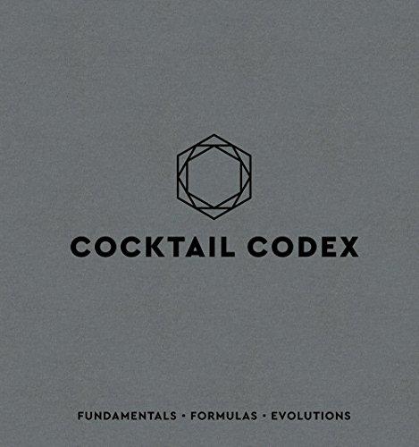 9781607749707: Cocktail Codex: Fundamentals - Formulas - Evolutions