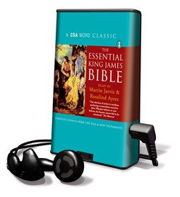 9781607750550: The Essential King James Bible - on Playaway