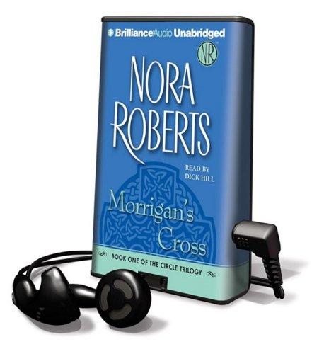 9781607756941: Morrigan's Cross (Playaway Adult Fiction)