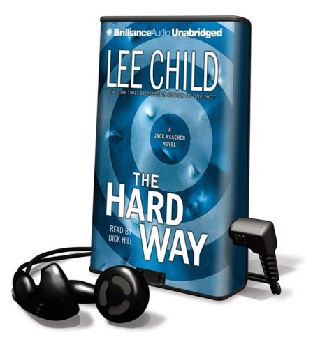 9781607758822: The Hard Way [With Earbuds] (Playaway Adult Fiction)