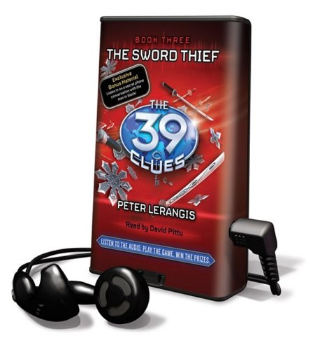 9781607759911: The Sword Thief (39 Clues)