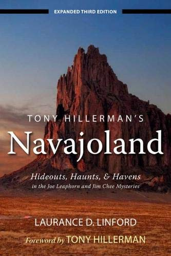9781607811374: Tony Hillerman's Navajoland: Hideouts, Haunts, and Havens in the Joe Leaphorn and Jim Chee Mysteries