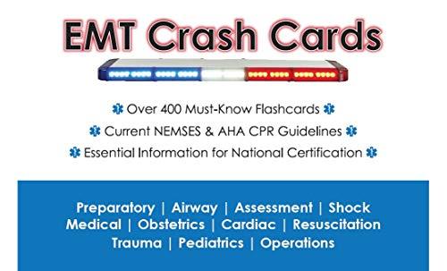 9781607828211: EMT Crash-Cards 360