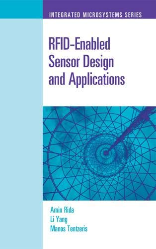 9781607839811: RFID-Enabled Sensor Design and Applications (Artech House Integrated Microsystems)