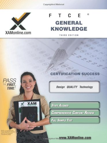 9781607870166: FTCE General Knowledge Teacher Certification Test Prep Study Guide (XAM FTCE)