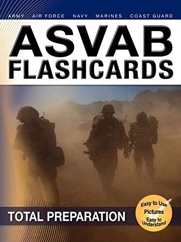 9781607871163: ASVAB Armed Services Vocational Aptitude Battery Flashcards