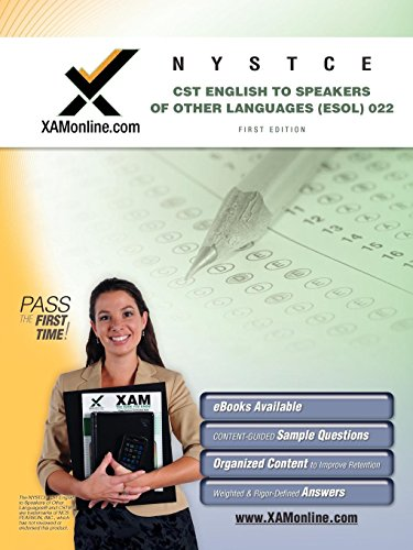 9781607871538: NYSTCE English to Speakers of Other Languages 022 (XAM CST (Paperback))