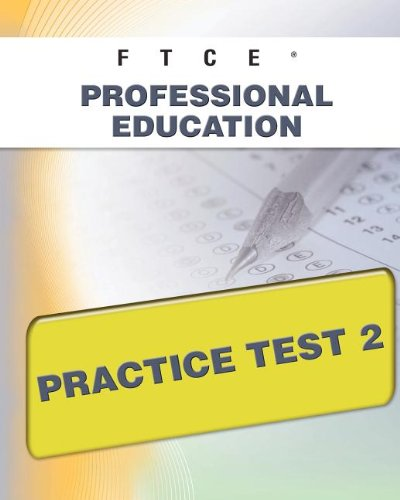 9781607871729: FTCE Professional Education Practice Test 2
