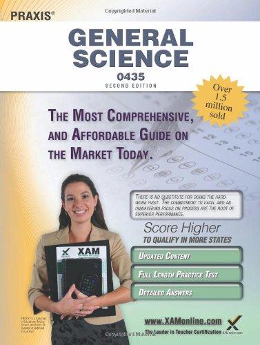 9781607873495: Praxis General Science 0435: Teacher Certification Exam