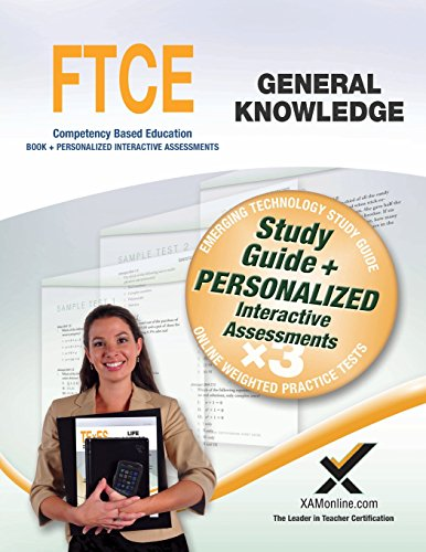 9781607873648: FTCE General Knowledge