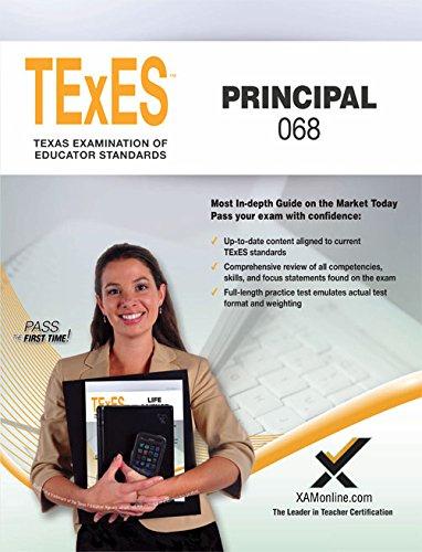 9781607874546: TExES Principal 068