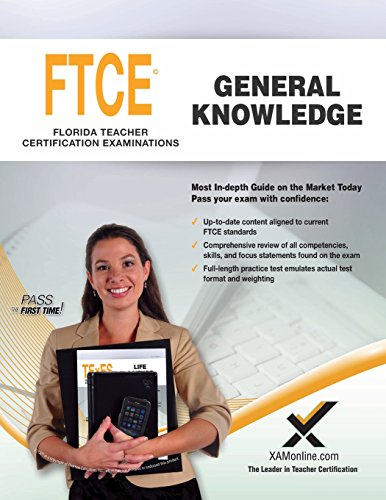 9781607874768: FTCE General Knowledge