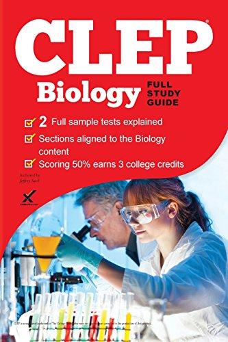 CLEP Biology 2017: Sack, Jeffrey; Wynne, Sharon A