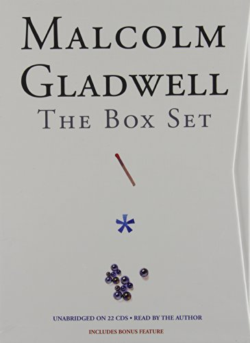 9781607882077: Malcolm Gladwell: The Box Set