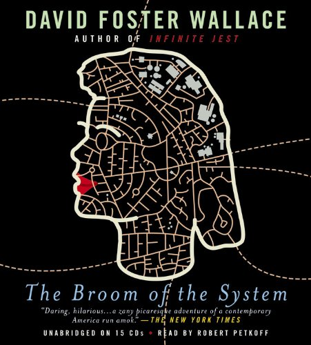 The Broom of the System: A Novel: Wallace, David Foster