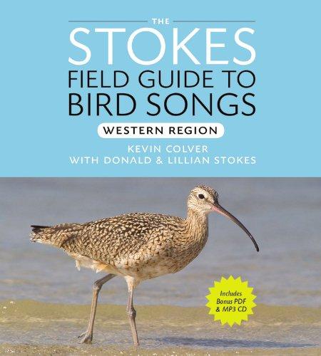 9781607887843: Stokes Field Guide to Bird Songs: Western Region