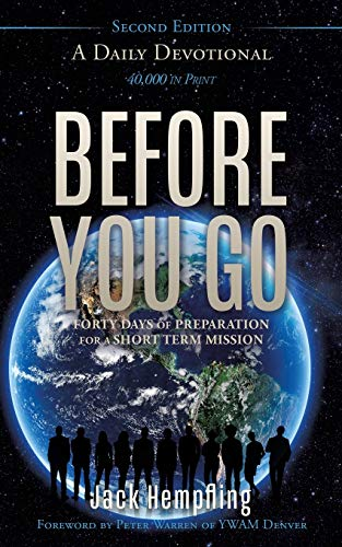 9781607913511: Before You Go: A Daily Devotional