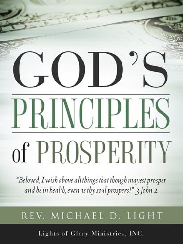 9781607917076: GOD'S PRINCIPLES OF PROSPERITY