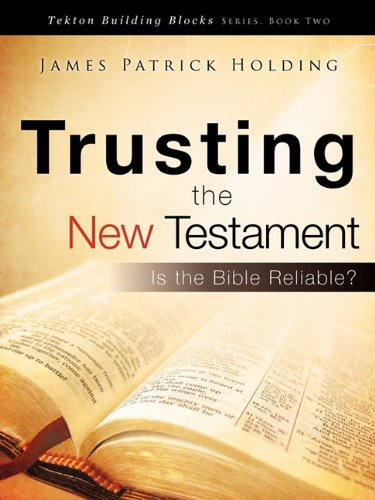 Trusting the New Testament