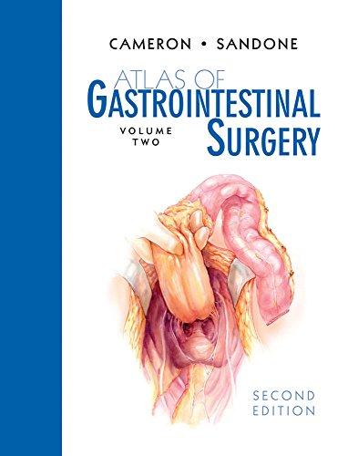 9781607950271: Atlas of Gastrointestinal Surgery, 2nd edition - Volume 2
