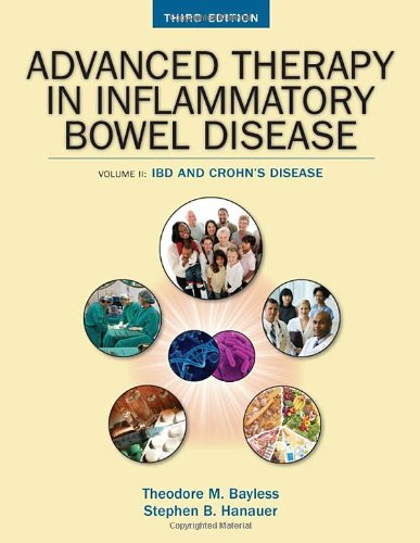 9781607950356: Advanced Therapy of IBD, 3e Vol 2: Crohn's Disease