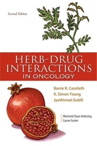 9781607950417: Herb-Drug Interactions in Oncology, 2nd edition