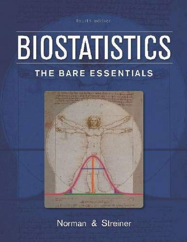 9781607951780: Biostatistics