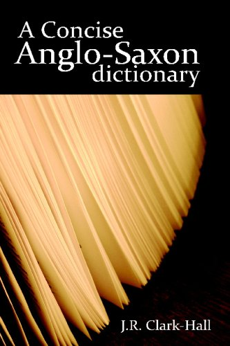 9781607960508: A Concise Anglo-Saxon Dictionary