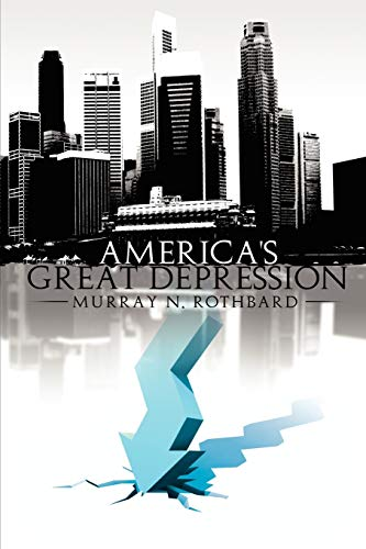 9781607960652: America's Great Depression