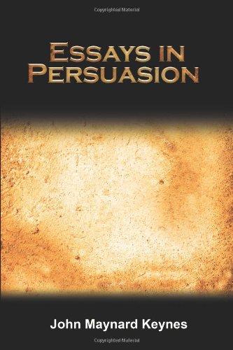 9781607960911: Essays In Persuasion