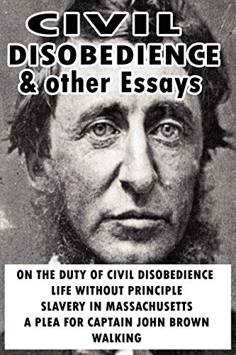 9781607961031: Civil Disobedience and Other Essays
