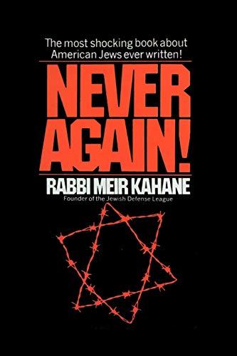9781607961147: Never Again !: A Program for Survival