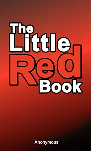 The Little Red Book: Anonymous