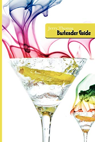 9781607961475: Jerry Thomas Bartenders Guide 1887 Reprint