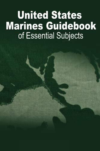 9781607961710: U.S. Marine Guidebook of Essential Subjects