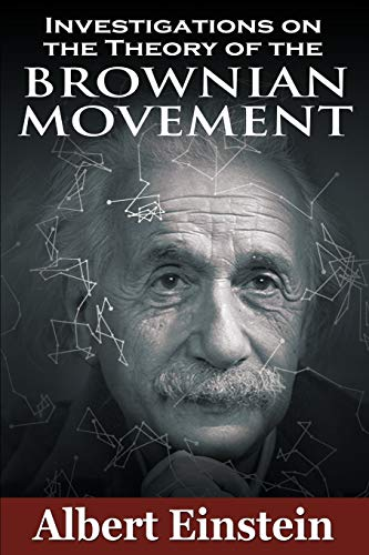 9781607962854: Investigations on the Theory of the Brownian Movement