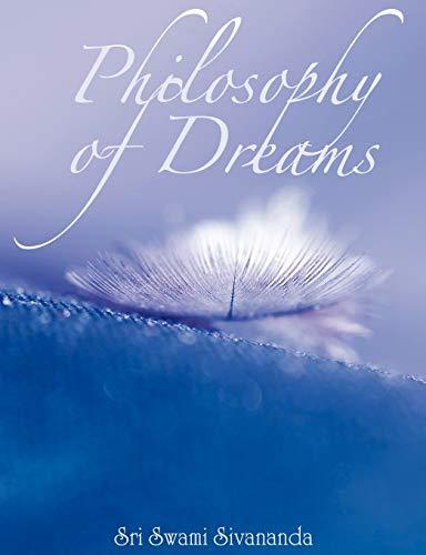 9781607963585: Philosophy of Dreams